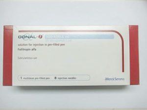 Gonal-F 300 IU Pen